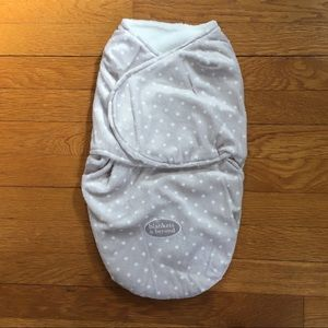 Blankets and Beyond Pajamas - NWOT Cozy Swaddle Blanket Bundle